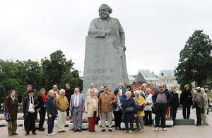 Opintoretki Moskovaan