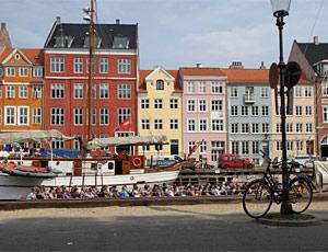 Opintomatka Kööpenhaminaan