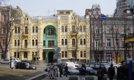 Kiev_straatbeeld