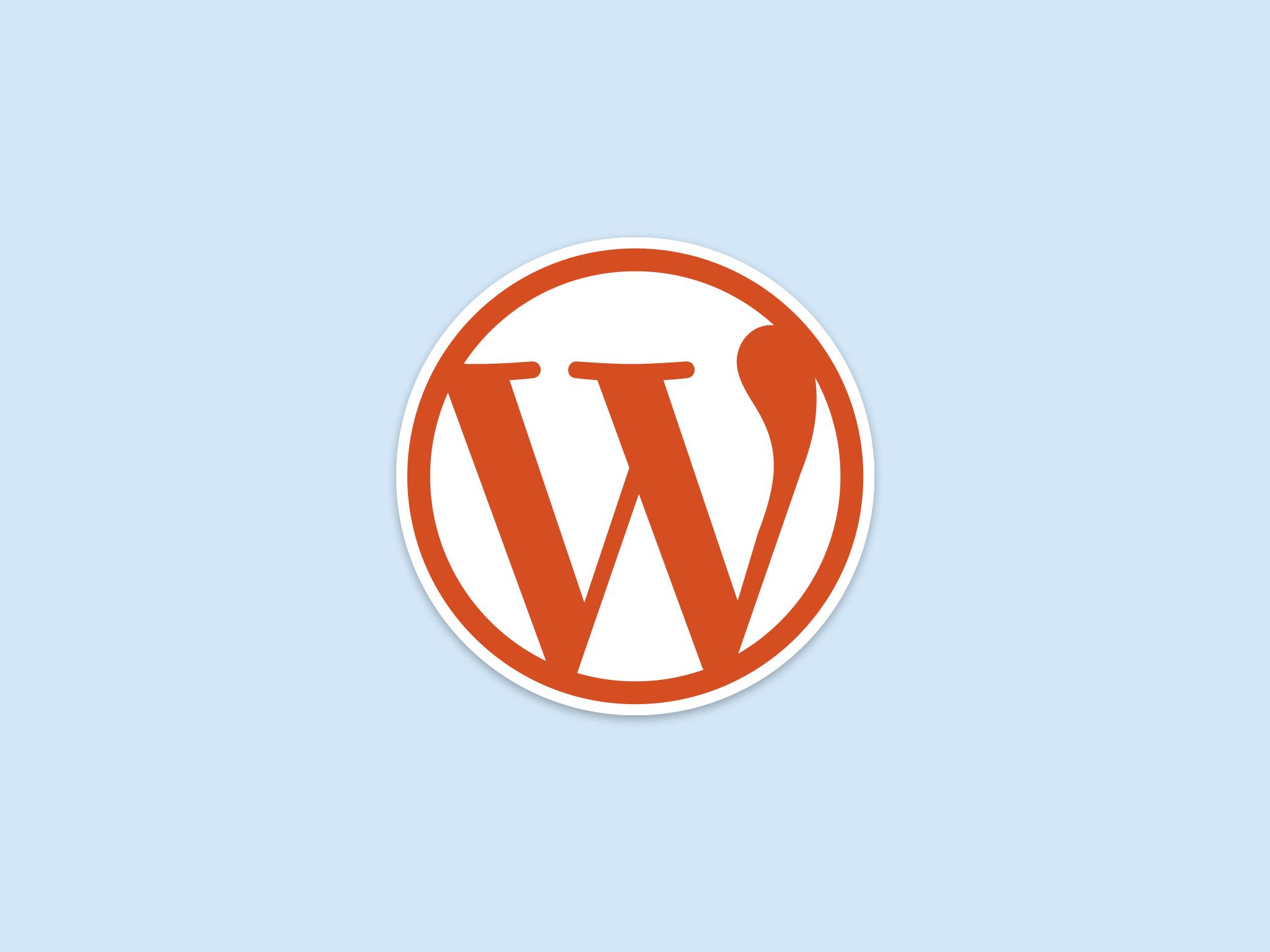 WordPressin perusteet Tampereella