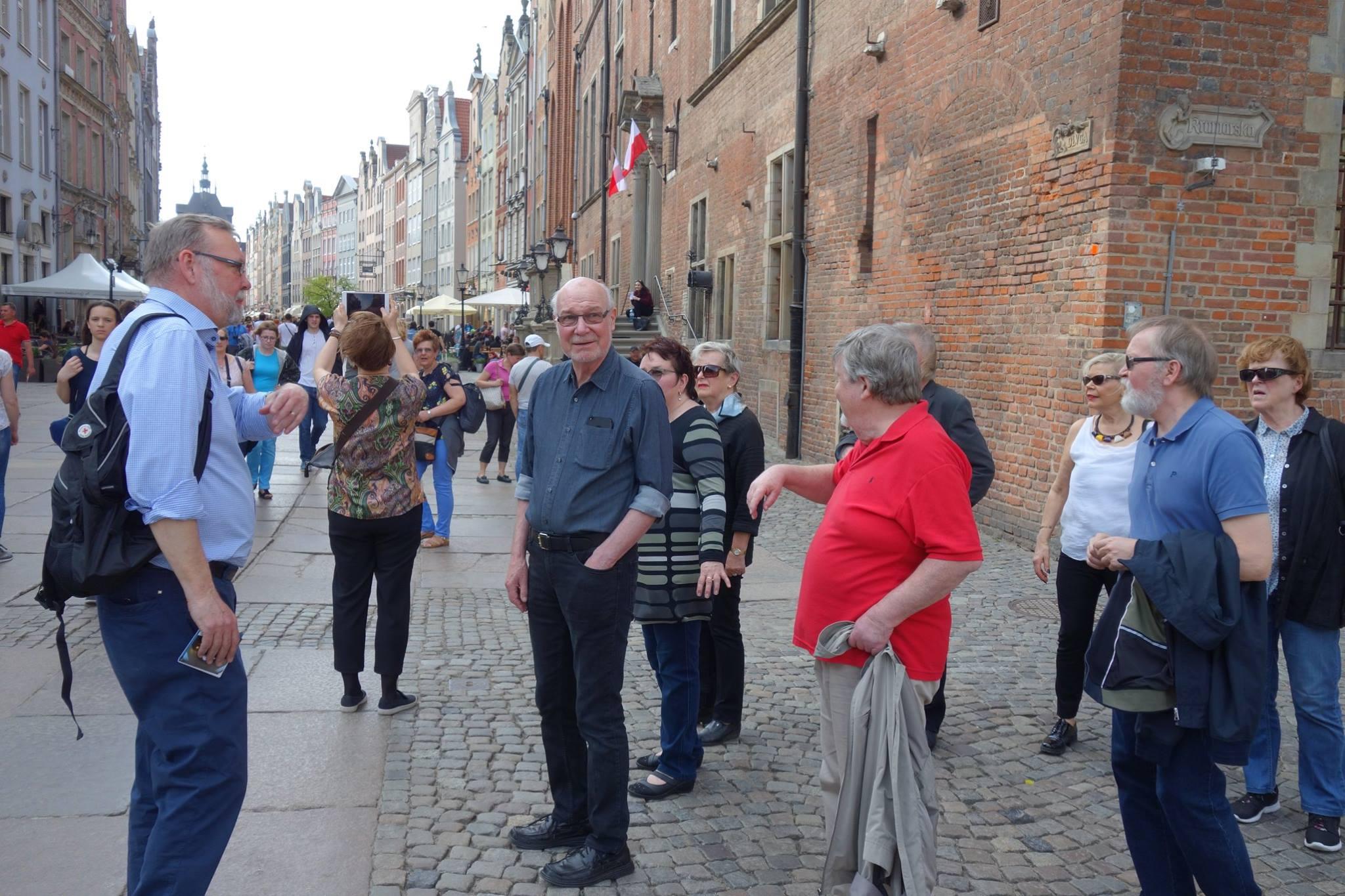 YLL vieraili vappuna Gdanskissa ja Sopotissa